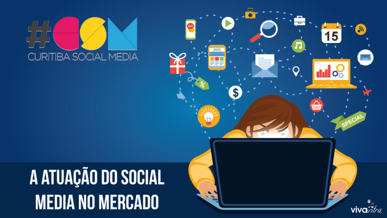 A atuação do social media no mercado